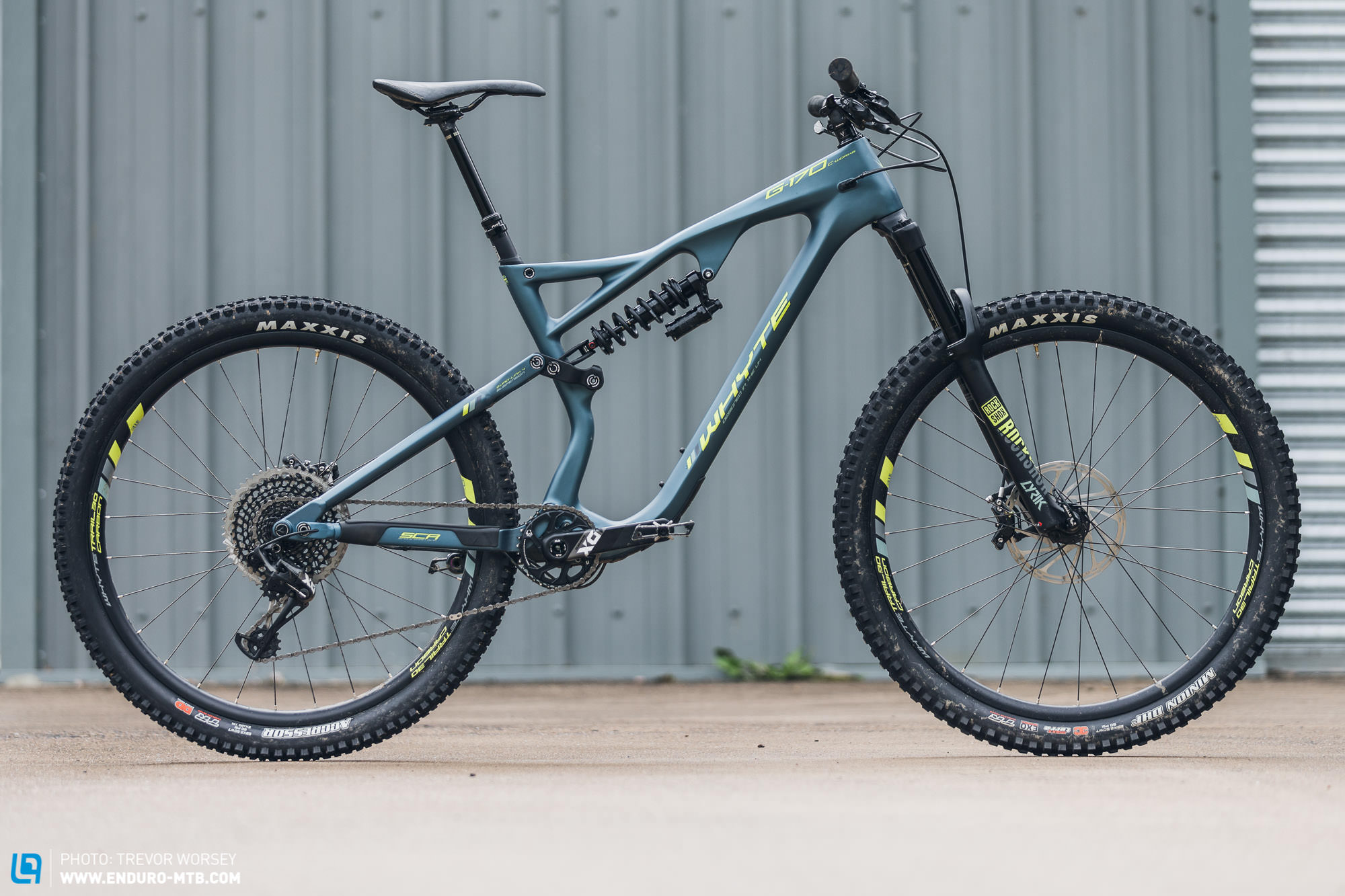 Supercharged: Whyte G-170 Works 29er Review | ENDURO Mountainbike